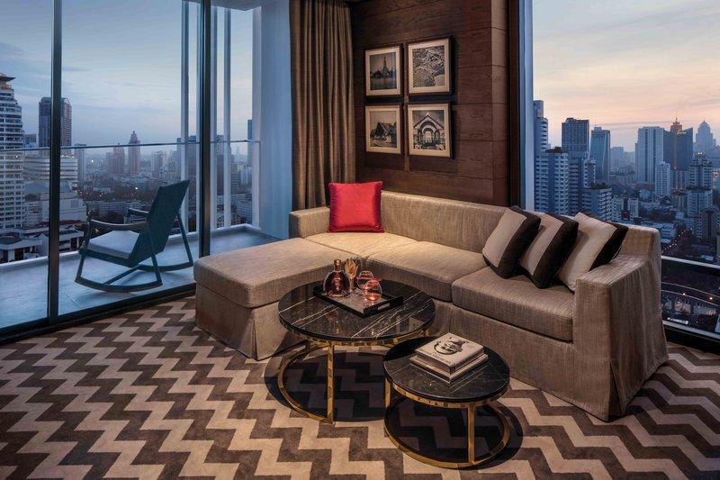 Thonburi Suite Living Room