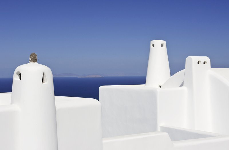 Whitewashed Chimneys - Alba & Aura Suites
