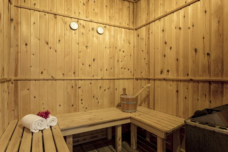 Althea Boutique Spa - Sauna