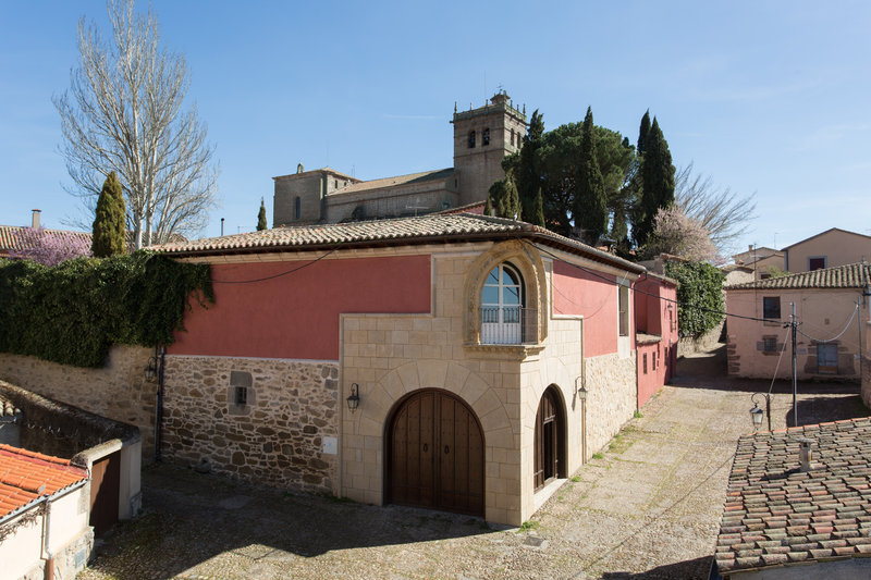 Fachada Casa de Padua