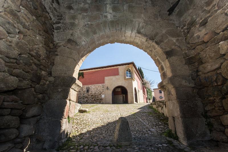 Arco Exterior