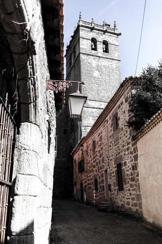 Exterior Casa de Padua