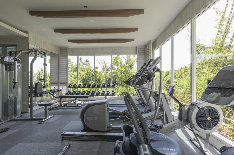 Cape Fahn Hotel Fitness