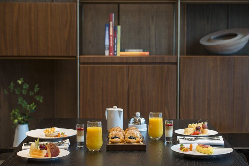 Breakfast Indulgence In The Suite
