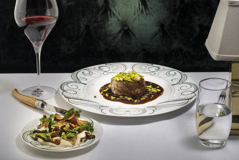 Bonnie's Restaurant Dinner