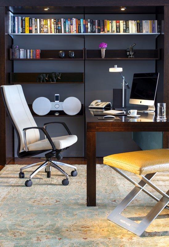 Porto Zante In Villa Office With Library