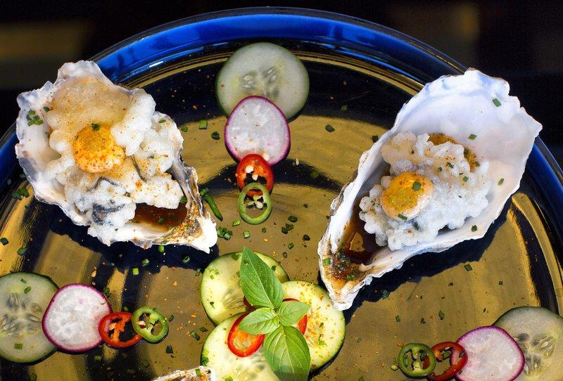 Porto Zante Tempura Oysters