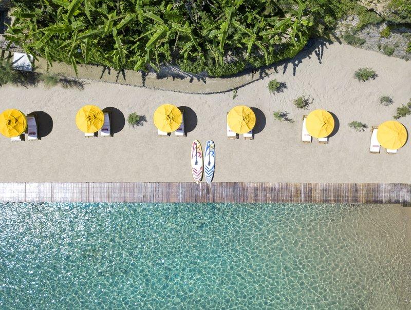 Porto Zante Private Sandy Beach Drown
