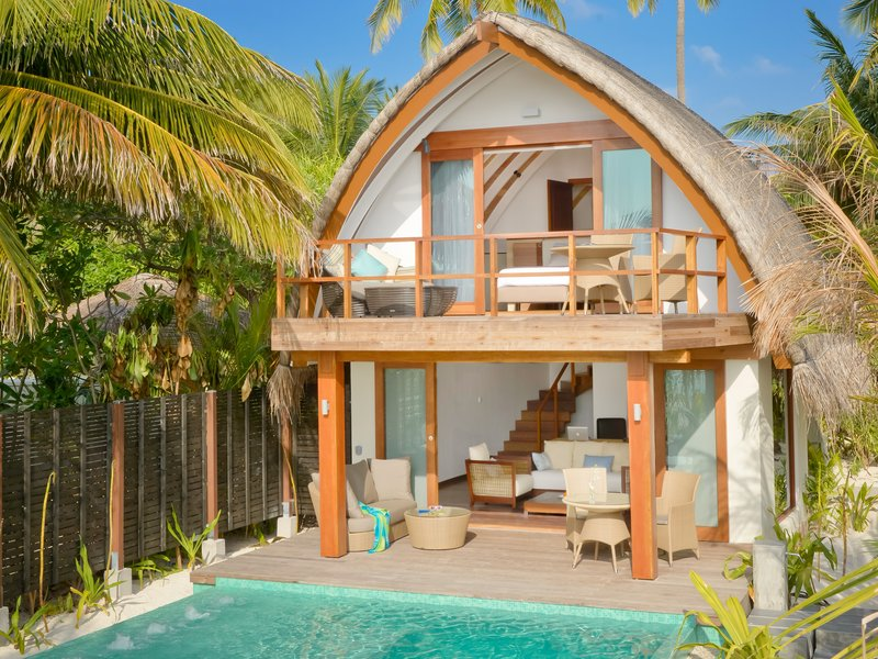 Duplex Pool Villa