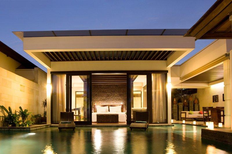 One Bedroom Garden Pool Villa Exterior