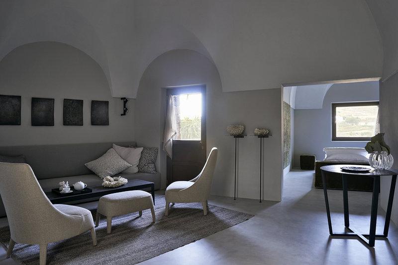 Iconic Suite- stanza delle Zagare