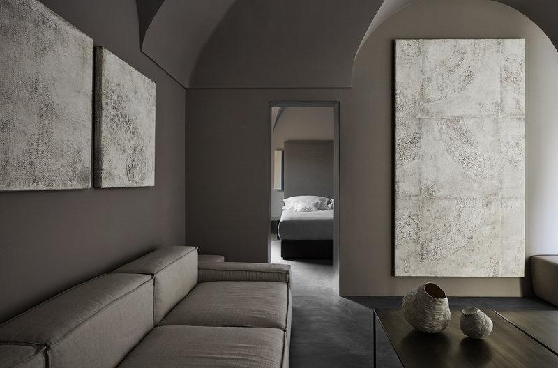Iconic Suite -La stanza del portico