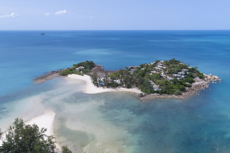 Cape Fahn Hotel Private Islands