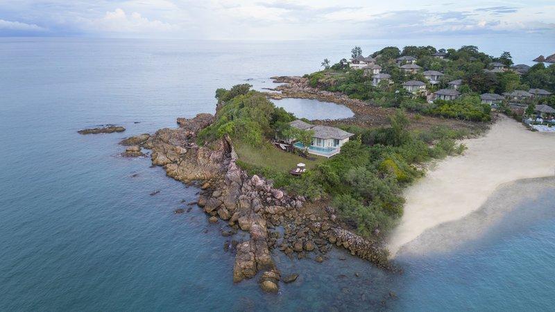 Fahn Noi Private Island 2BR Pool Villa