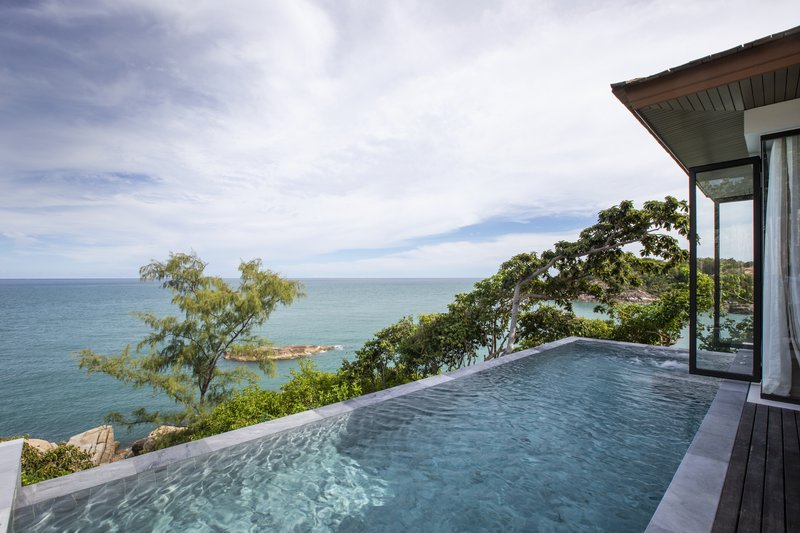 Cape Fahn Hotel Ocean View Pool Villa