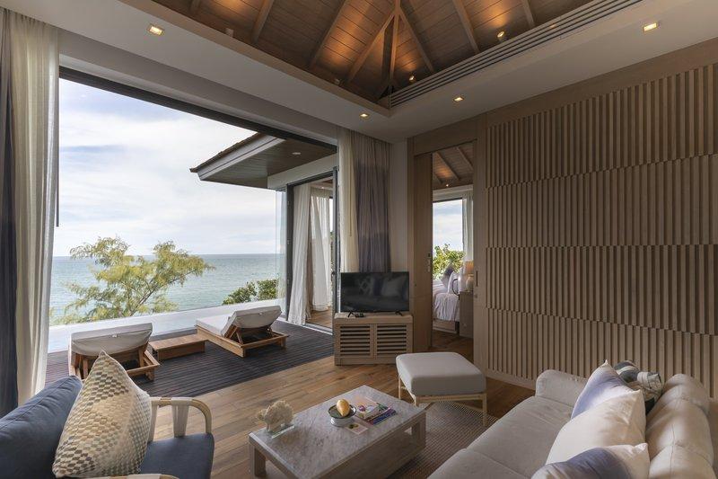 Cape Fahn Hotel Ocean View Pool Villa