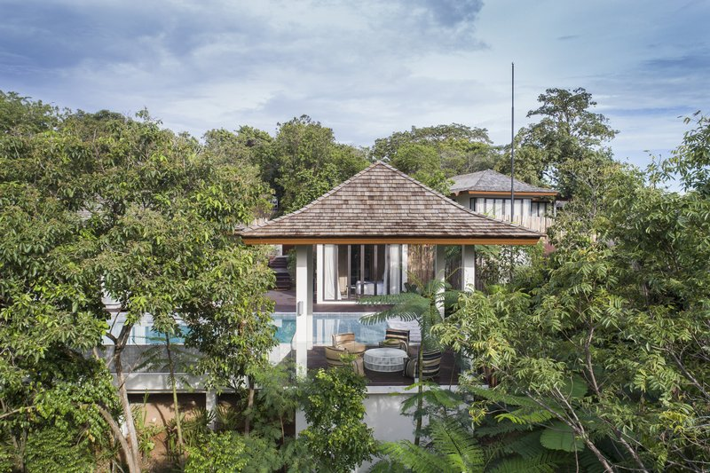 Cape Fahn Hotel Tropical Two Bedroom Pool Villa
