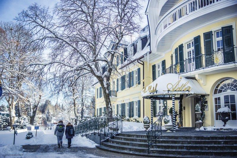 Parkhotel Adler Hinterzarten Winter