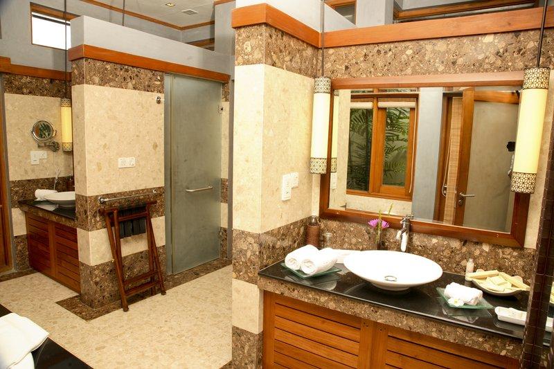 Garden Pavilion Bedroom Washroom
