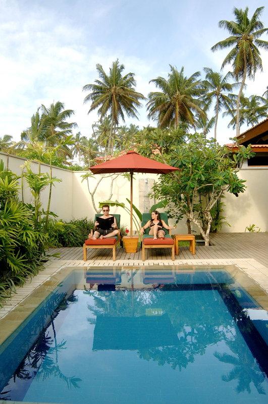Garden Pavilion Private Pool