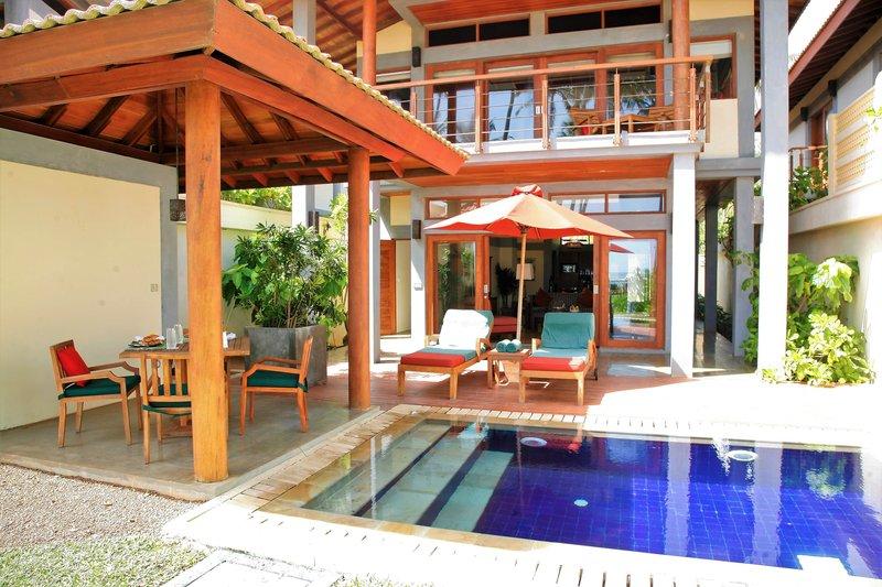 Ocean Pavilion Private Pool