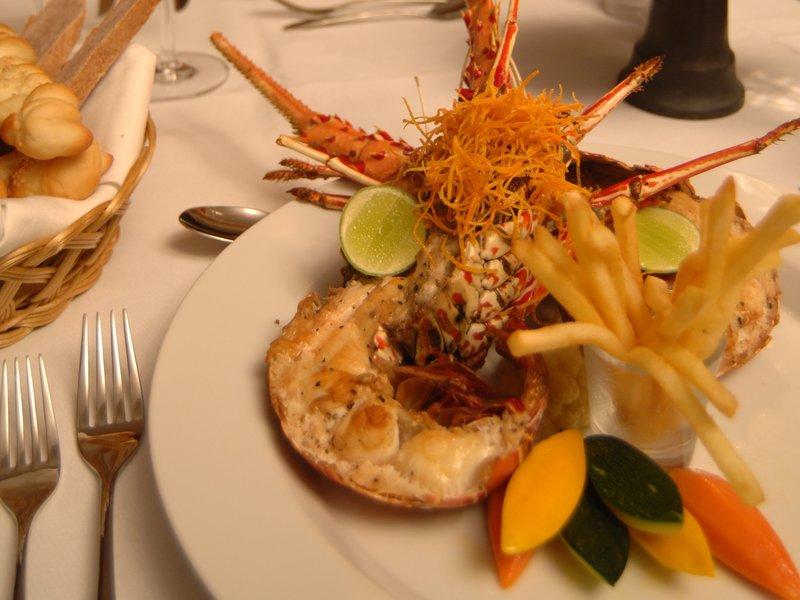 Lobster Delight At Serene Pavilion