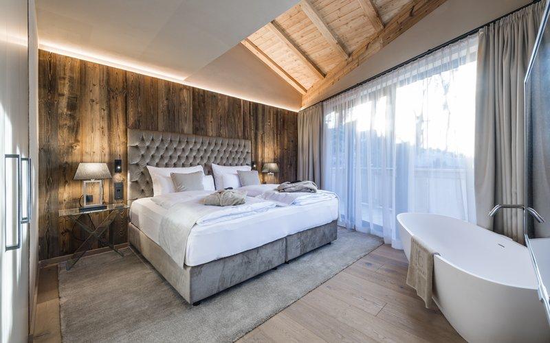 Gold Suite- Bedroom