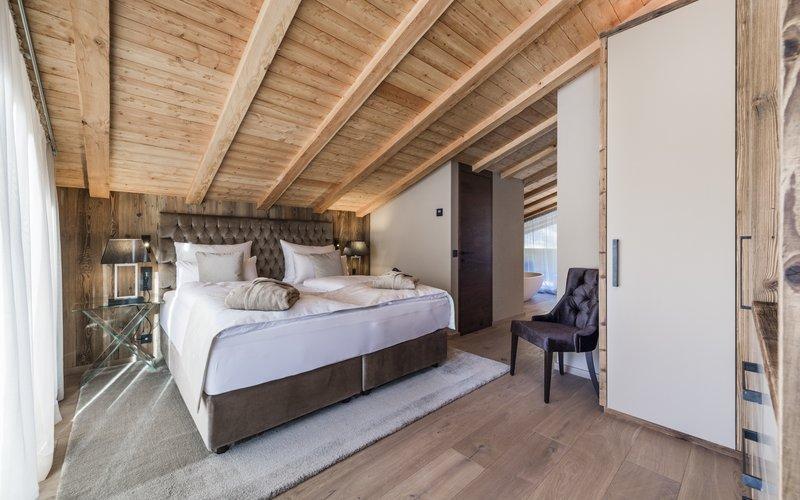 Platin Suite- Bedroom