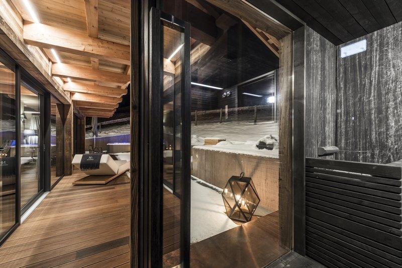 Sauna Vip Suite