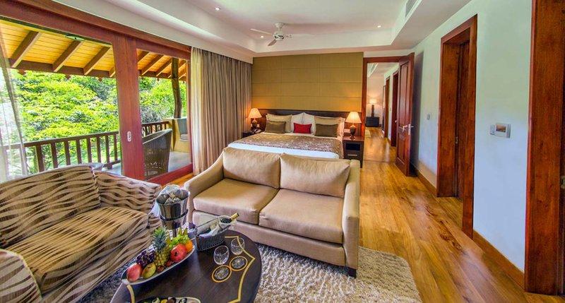 Luxury Suite Interior
