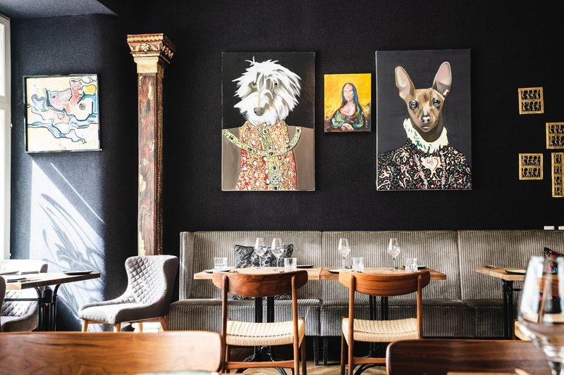 Tabula Rasa Restaurant