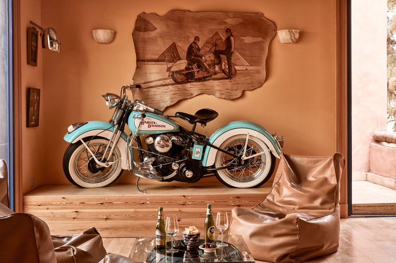 Harley Davidson Bar