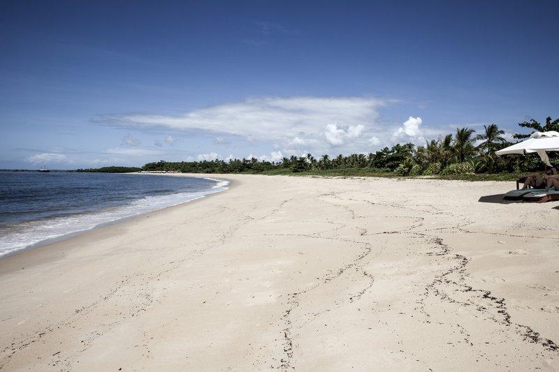 Campo Bahia Beach By Day