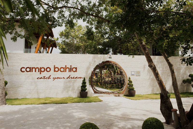 Campo Bahia Entrance