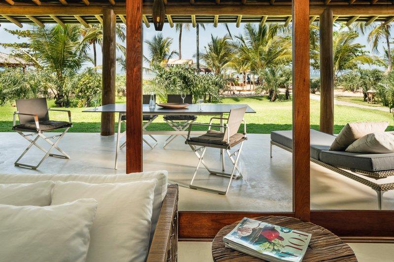 Campo Bahia Villa Ocara Terrace