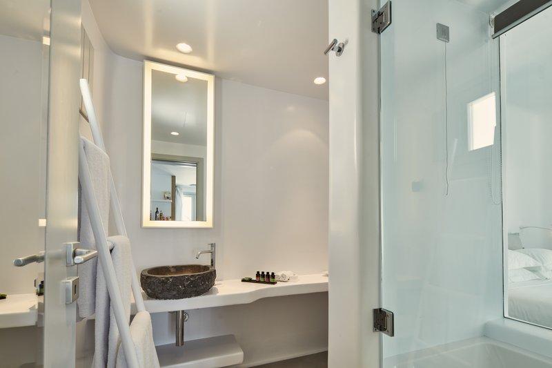 Ammos Sea view Bathroom