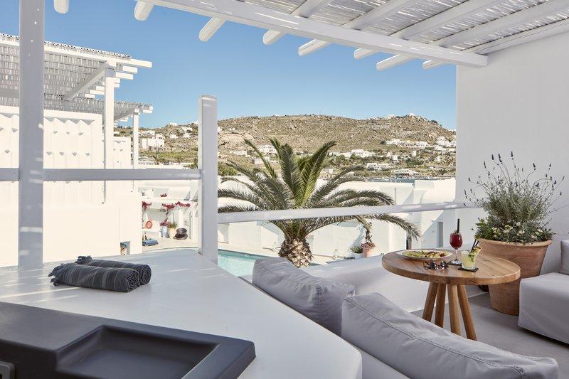 Suite Side Sview Balcony