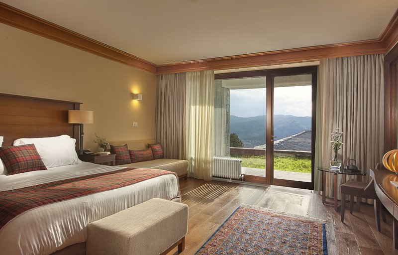 Junior Suite with Gardain View