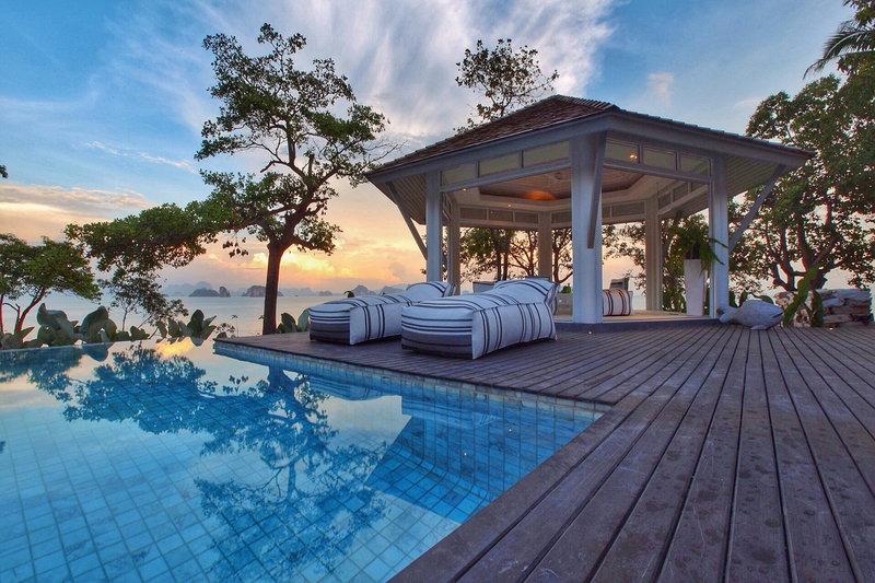 Cape Kudu Hotel Sala Pool Terrace