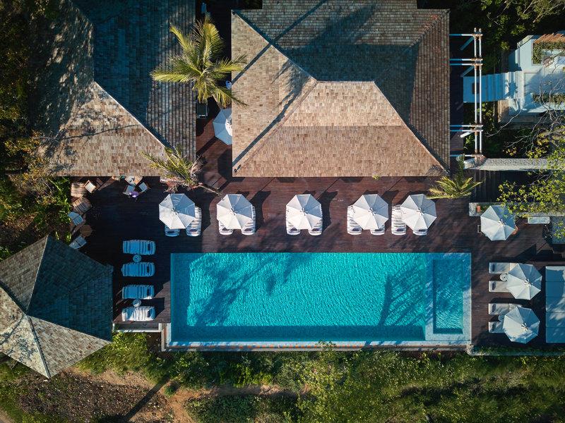 Cape Kudu Hotel Aerial View