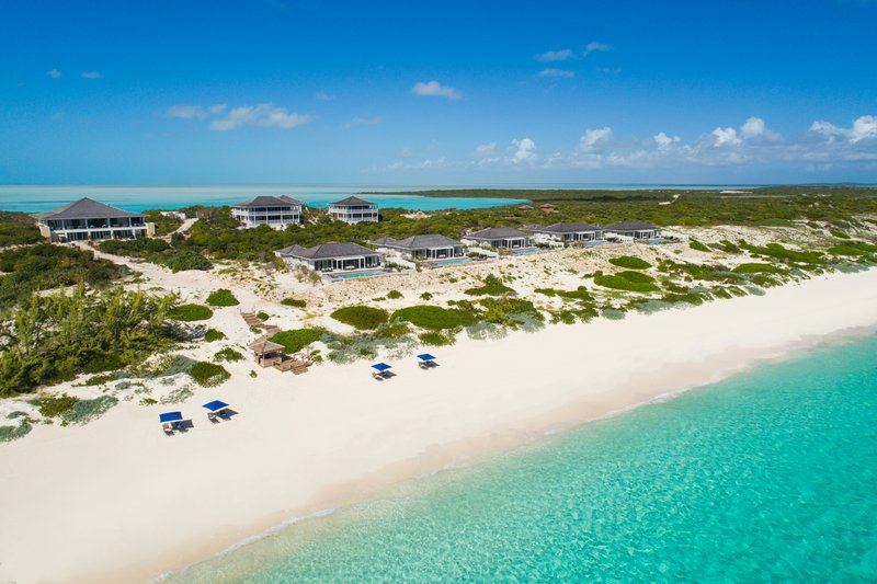 Sailrock Resort South Caicos East Beach