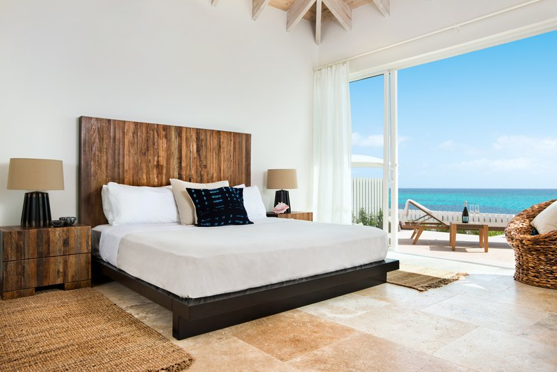 Sailrock Resort Beachfront Villa Bedroom
