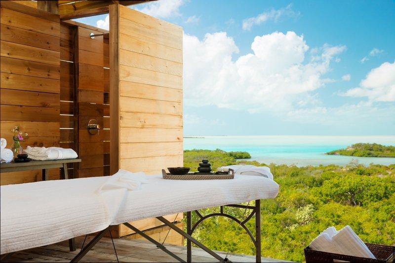Sailrock Resort Spa Treatment