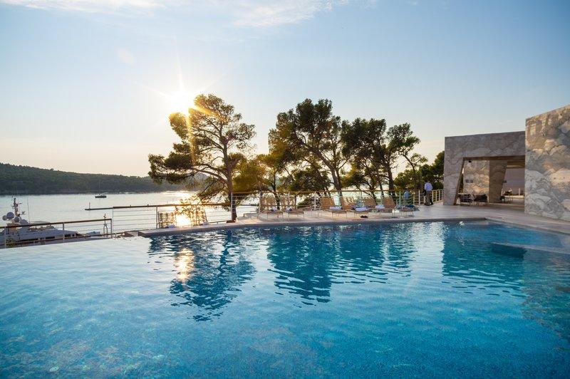 D-Resort Šibenik Pool