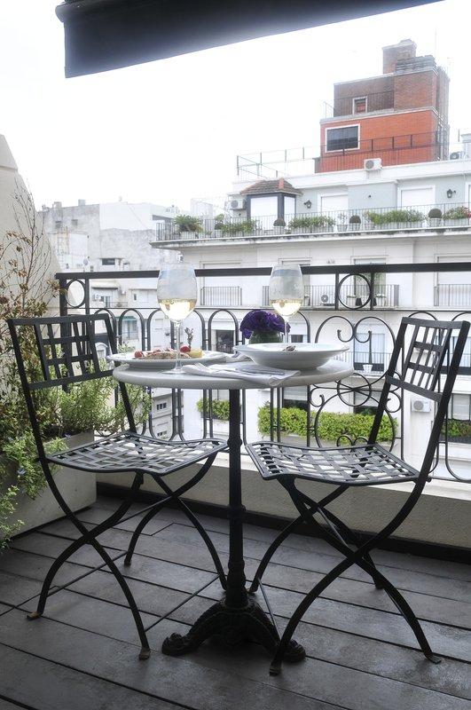 Grand Suite Balcony