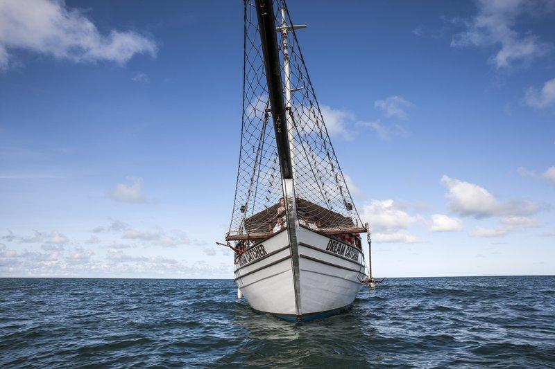 Campo Bahia Boat Dream Catcher