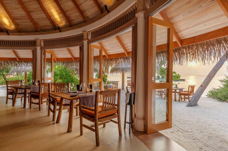 Milaidhoo Maldives Dining Shoreline Grill