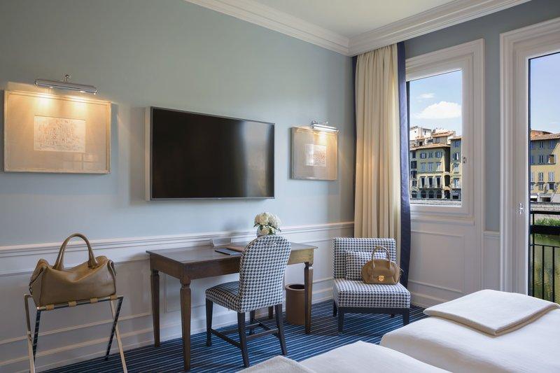 Studio Arno bedroom