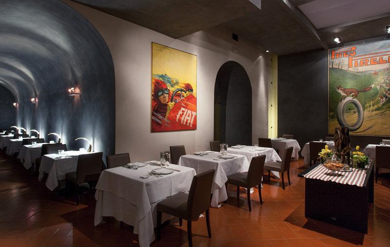 Nicolao Restaurant - Fagioli Room