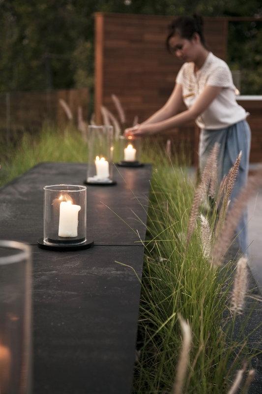 Cape Nidhra - Candle Setting